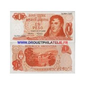 Argentine 1 Peso Pick 293