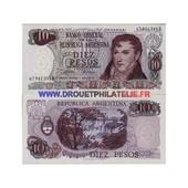Argentine 10 Peso Pick 295