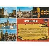 La Rochelle : Diverses Vues - 1975