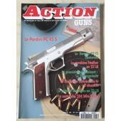 Action Guns N� 187 Le Pardini Pc 45s Carabine Feather En 22 Lr Berreta 92 Fs Centurion Pistolet Tanfoglio En 22 Lr 187