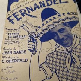 Fernandel Ernestito