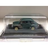 Renault 4 Cv Berline Grand Luxe 1950 - 1/43