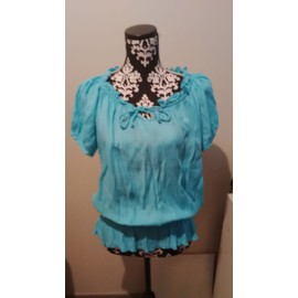 Top Bleu Taille 42