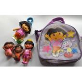 Sac Dora + Poup�e Dora Be