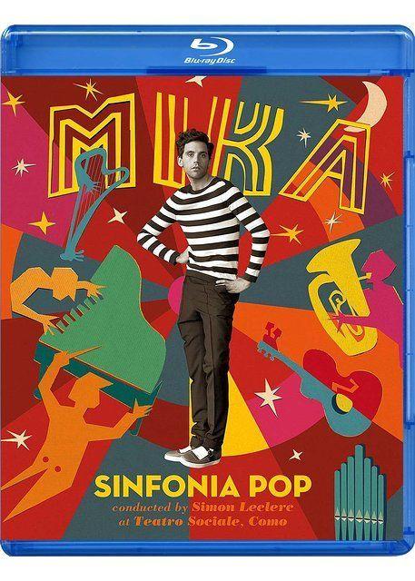 Mika Sinfonia Pop