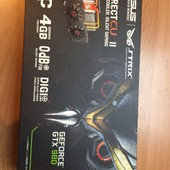 Carte graphique asus gtx 980 strix oc