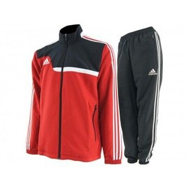 Tiro13 Pre Suit Red - Surv�tement Football Homme Adidas