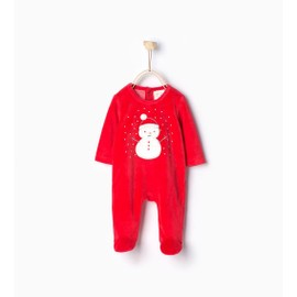 Pyjama Bonhomme De Neige (Zara)