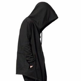 Hommes Manteau � Capuche Hommes Streetwear Sweatshirts Hip Hop Printemps Complet Manches V�tements
