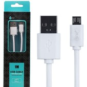 Cable Usb Htc One M7 1m 2a