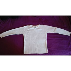 Pull Teddy Smith M Blanc Homme