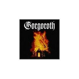 Patch Gorgoroth Burning Church