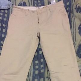 Pantalon Beige Kaporal