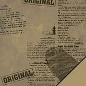 Papier - Empreinte Digitale - 30,5 X 30,5 Cm - 190g/M� - Rayher