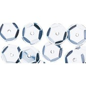 Sequins - Argent� - � 6 Mm - Bomb�s - 4 000 Pi�ces - Rayher