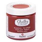 Peinture Craie (Chalky Finish) - Rouille - 118 Ml - Rayher