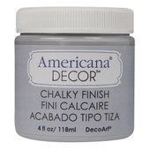 Peinture Craie (Chalky Finish) - Gris Granite - 118 Ml - Rayher