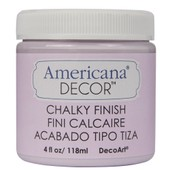 Peinture Craie (Chalky Finish) - Rose Poudre - 118 Ml - Rayher