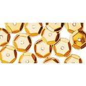 Sequins Lavables - Dor� - � 6 Mm - Bomb�s - 4000 Pi�ces - Rayher