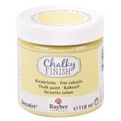 Peinture Craie (Chalky Finish) - Vanille - 118 Ml - Rayher