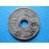 5 Centimes Lindauer