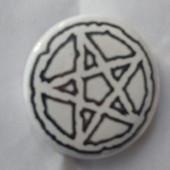 Badge Satanisme