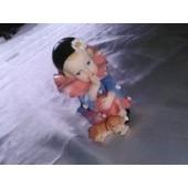 Figurine De Drag�e Petit Pierrot
