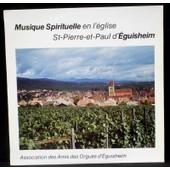 Musique Spirituelle � Eguisheim - Moerlen, Echo Des Trois Ch�teaux Lp M, Cv Nm-