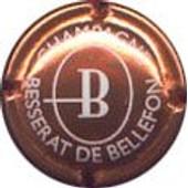 Capsule De Champagne Besserat De Bellefon Or Orang� M�tallis�