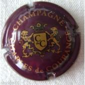Capsule De Champagne Charles De Courance Violet Fonc� Et Orl