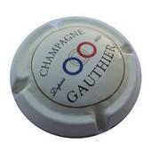 Capsule De Champagne Gauthier Cr�me Lettres Fines