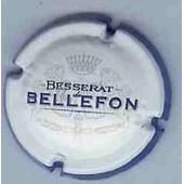 Capsule De Champagne Besserat De Bellefon Contour Bleu Fonc�