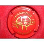Capsule De Champagne A.Princier Rouge Et Or