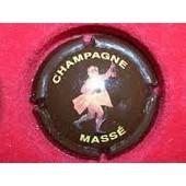 Capsule De Champagne Masse Marron