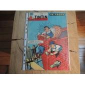 Journal De Tintin Fran�ais N� 619 De 1960 de Journal de Tintin