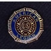 Pins Insigne U.S Am�rican L�gion (�tats-Unis)