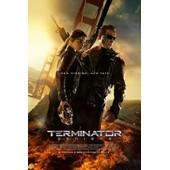 Affiche Du Film Terminator G�nesys