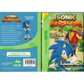 Sonic Boom : Une �trange M�t�orite. de Marc normal