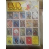 Bd Magazine No 1 de Collectif
