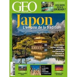 Geo 447 Japon L'empire De La Tradition