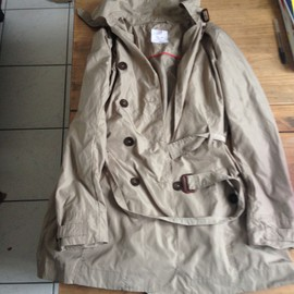 Trench G�mo 42 Beige