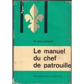Le Manuel De L'�claireur de William Hillcourt