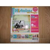 Scrapbooking Histoires De Pages N�40 - 174 Nouvelles Id�es Pour Vous Inspirer