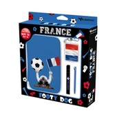 Subsonic -Pack D'accessoires Footy Dogs France Pour Nintendo 3ds