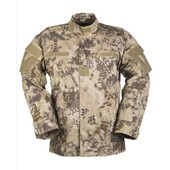 Veste Militaire Us Acu Camouflage Mandra Tan Multipoches 11942484 Miltec Airsoft Taille S