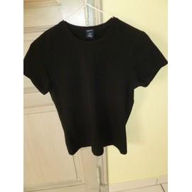 T-Shirt Noir Taille 36 Marque : Gap