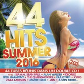44 Hits Summer 2016 - Collectif