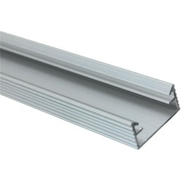 0.5M Aluminium Rigide Coque Shell Support Pour 5050 5630 7020 LED Bande Strip TYPE U