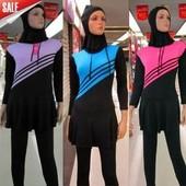 Musulman Maillot De Bain Femme Couverture Compl�te V�tements Islamique