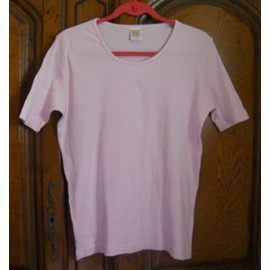 T-Shirt Rose M&s Mode - Taille 44